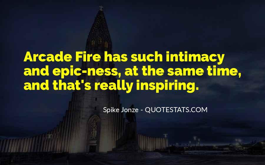 Jonze Quotes #1055533