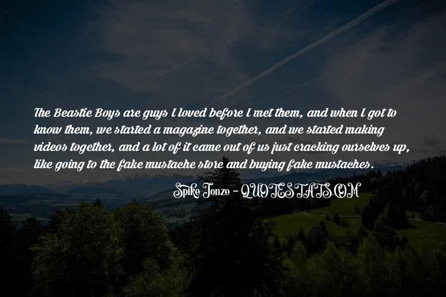 Jonze Quotes #1203596
