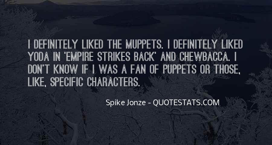 Jonze Quotes #1256918