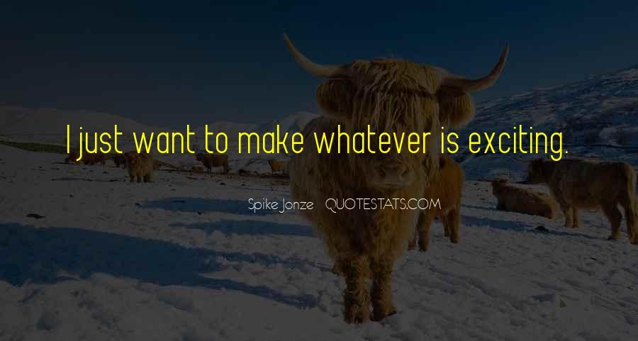 Jonze Quotes #1310769