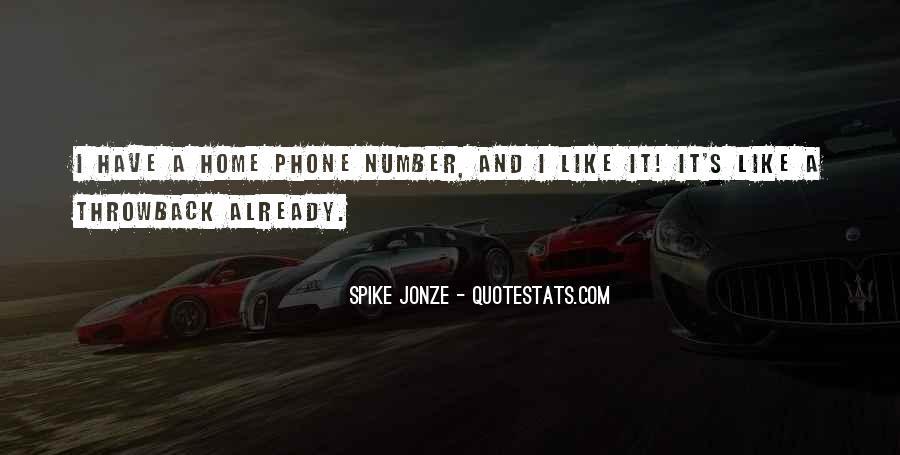 Jonze Quotes #1353492