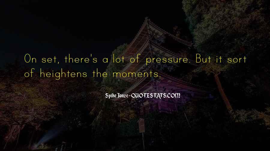 Jonze Quotes #1363181