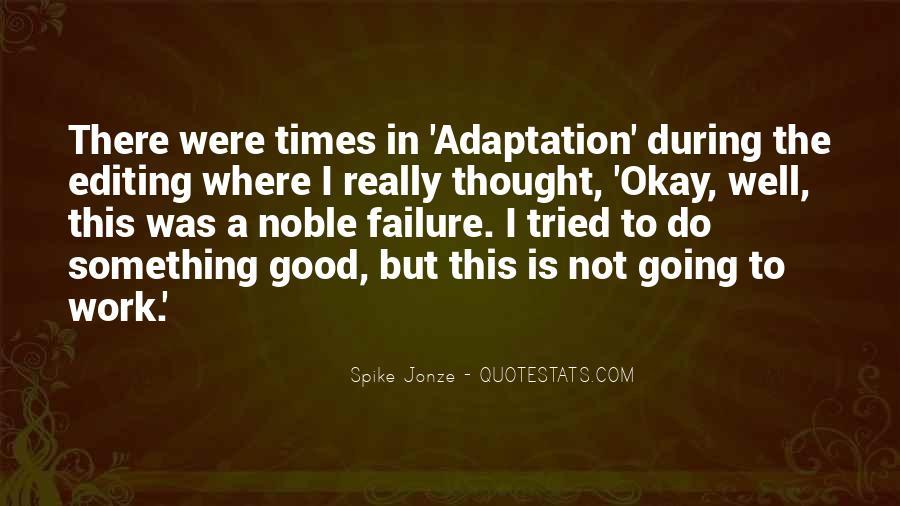 Jonze Quotes #457050