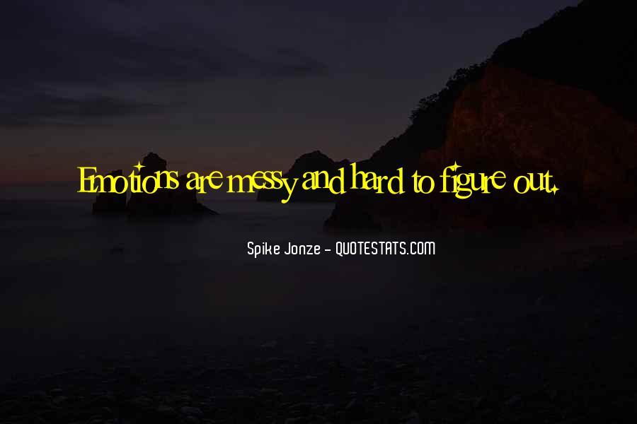 Jonze Quotes #691461