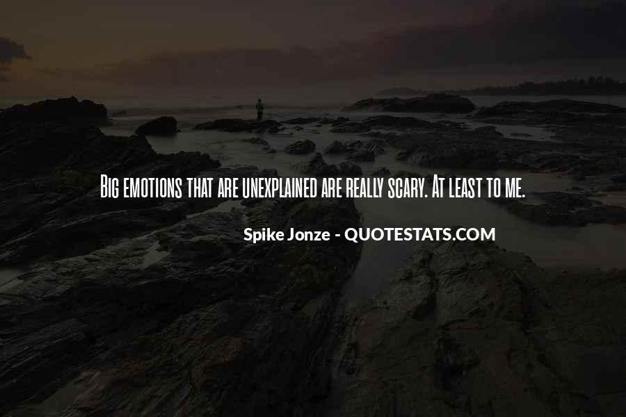 Jonze Quotes #777206