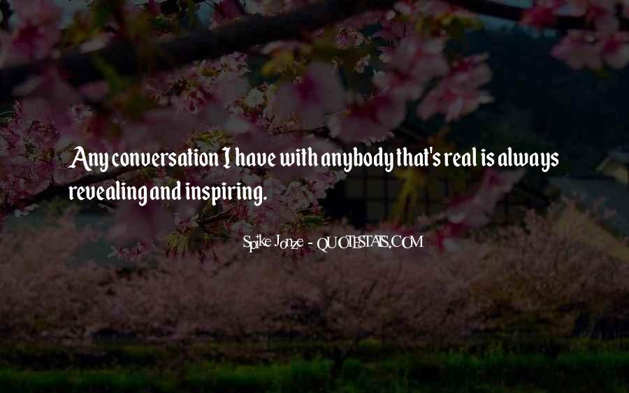 Jonze Quotes #792810