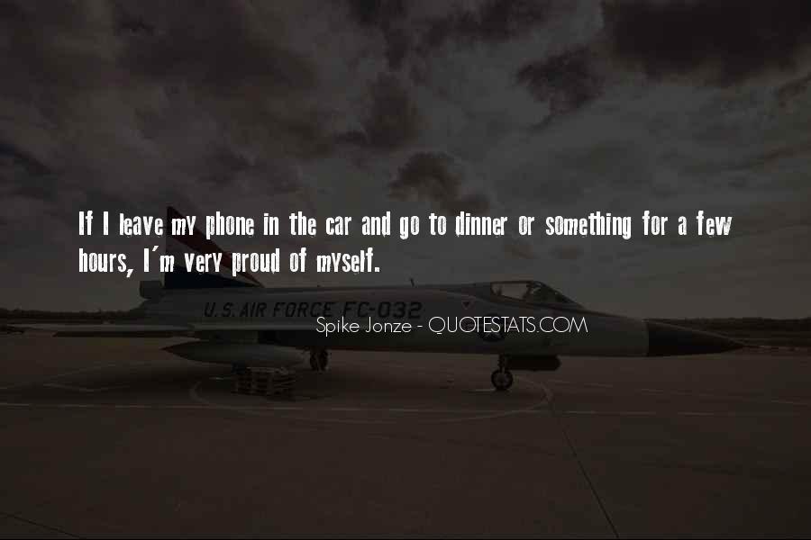 Jonze Quotes #939762
