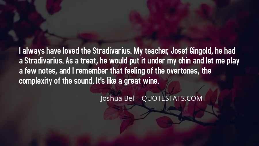 Josef's Quotes #1709438