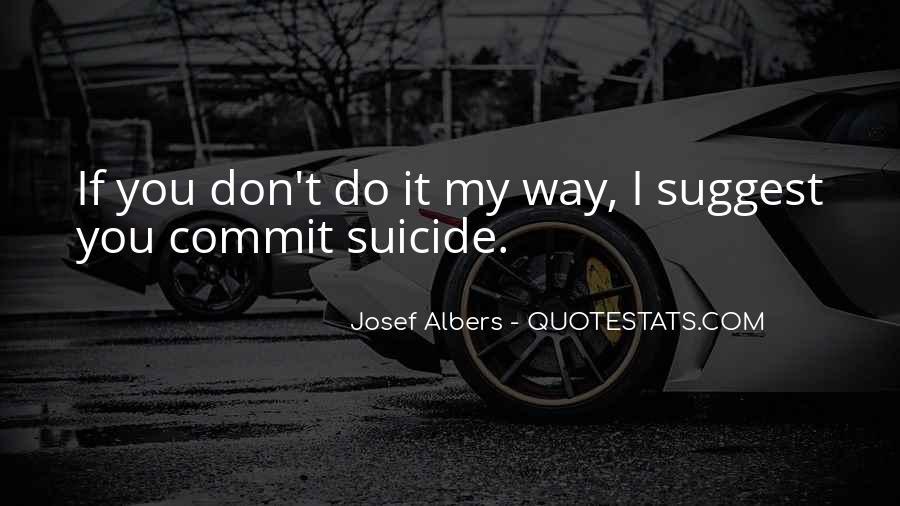 Josef's Quotes #292476