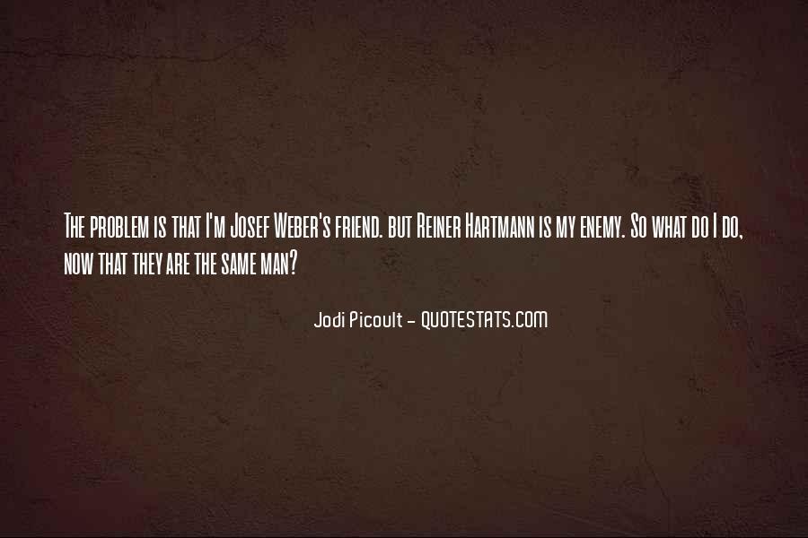 Josef's Quotes #546220