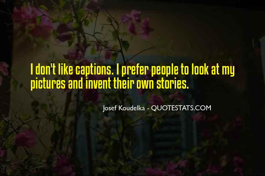 Josef's Quotes #546379