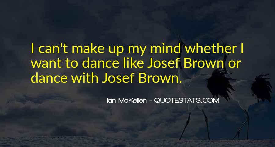 Josef's Quotes #716453