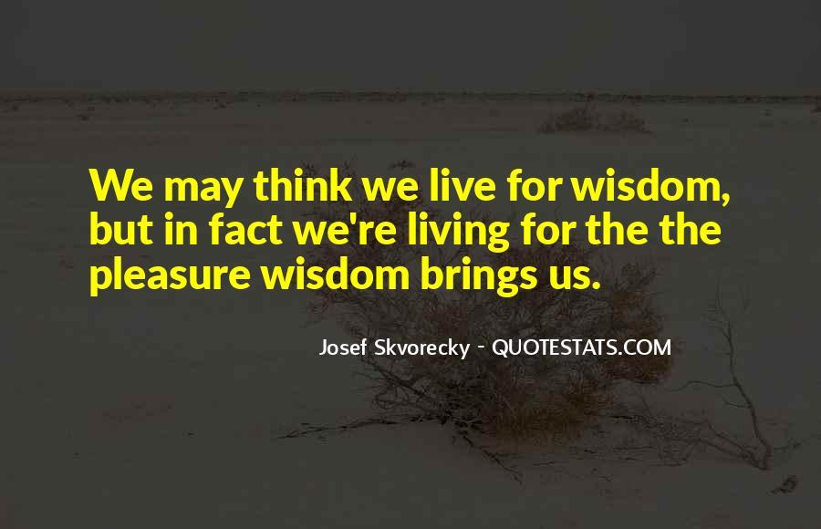 Josef's Quotes #809627