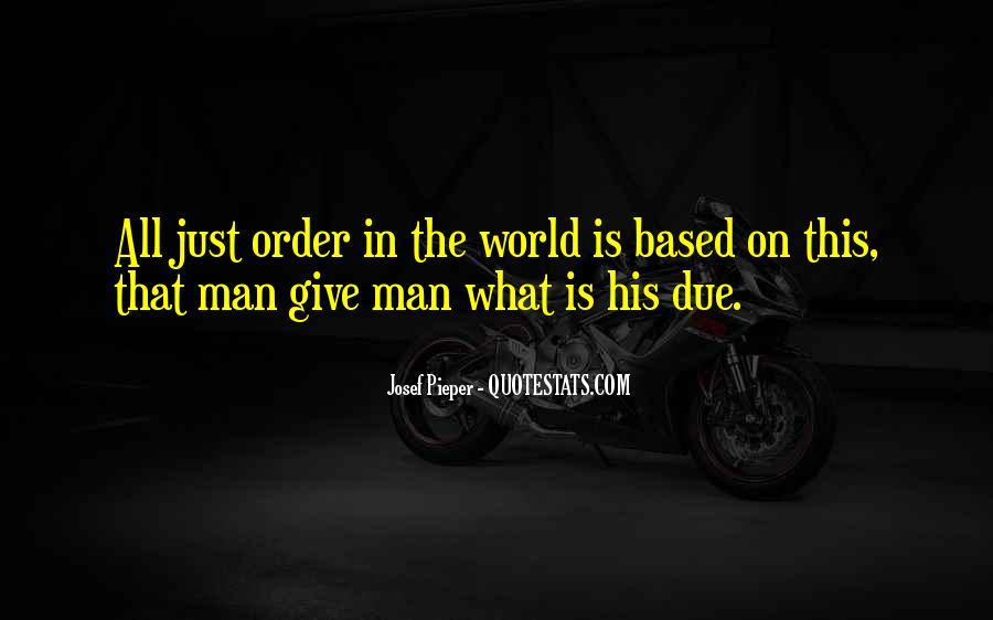 Josef's Quotes #918339