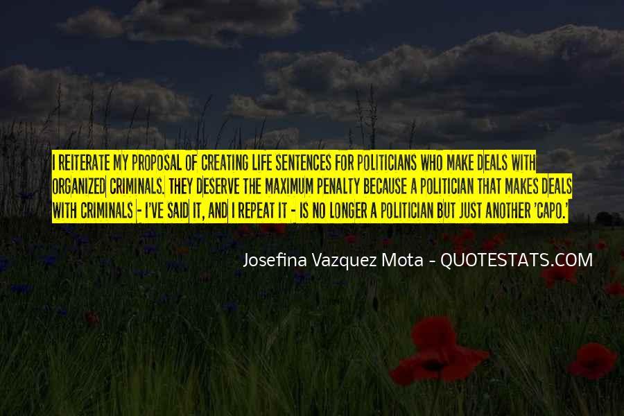 Josefina Quotes #1305600