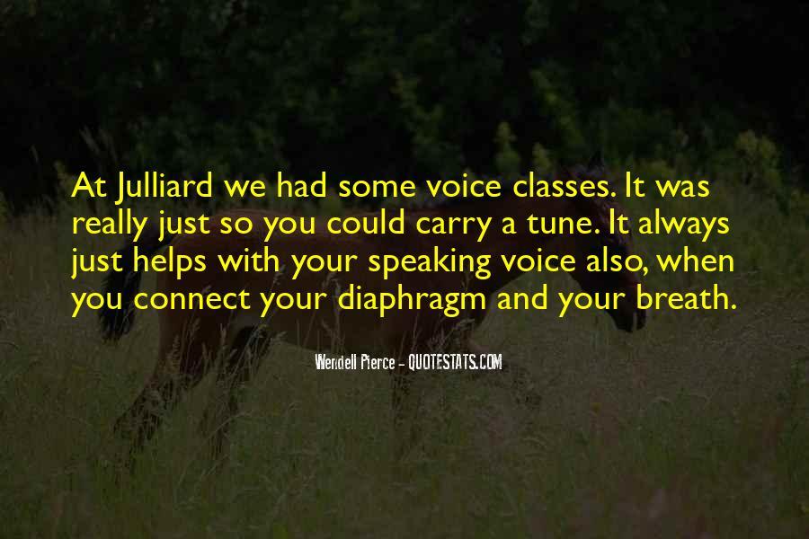 Julliard Quotes #1505833