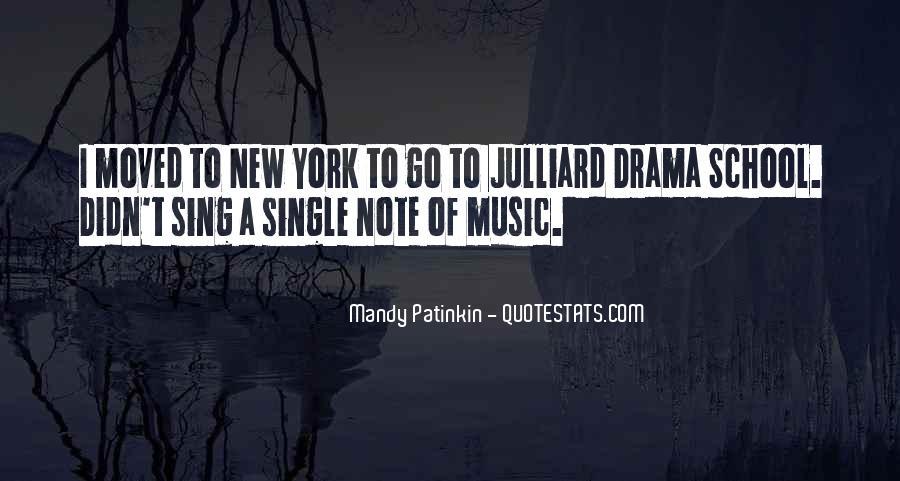 Julliard Quotes #1676528
