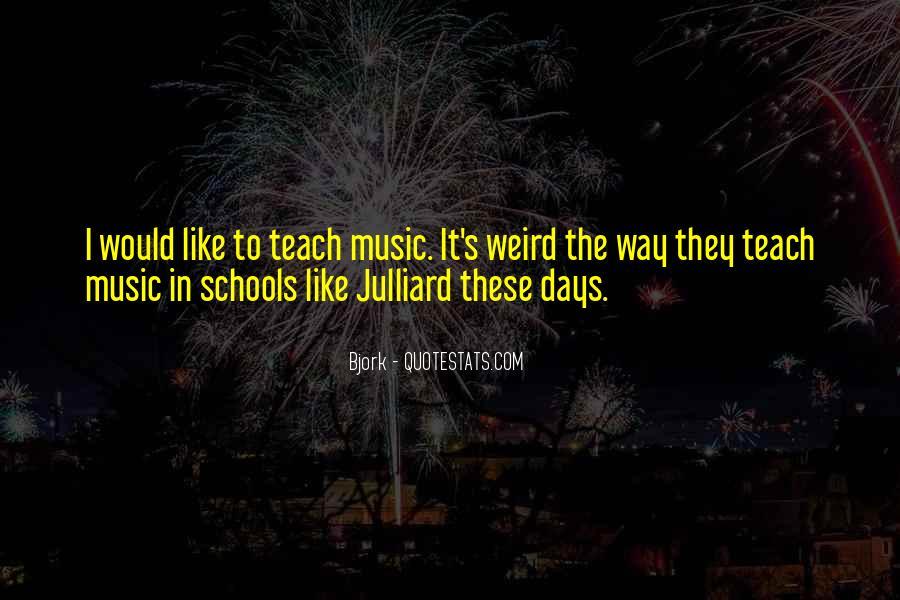 Julliard Quotes #283879