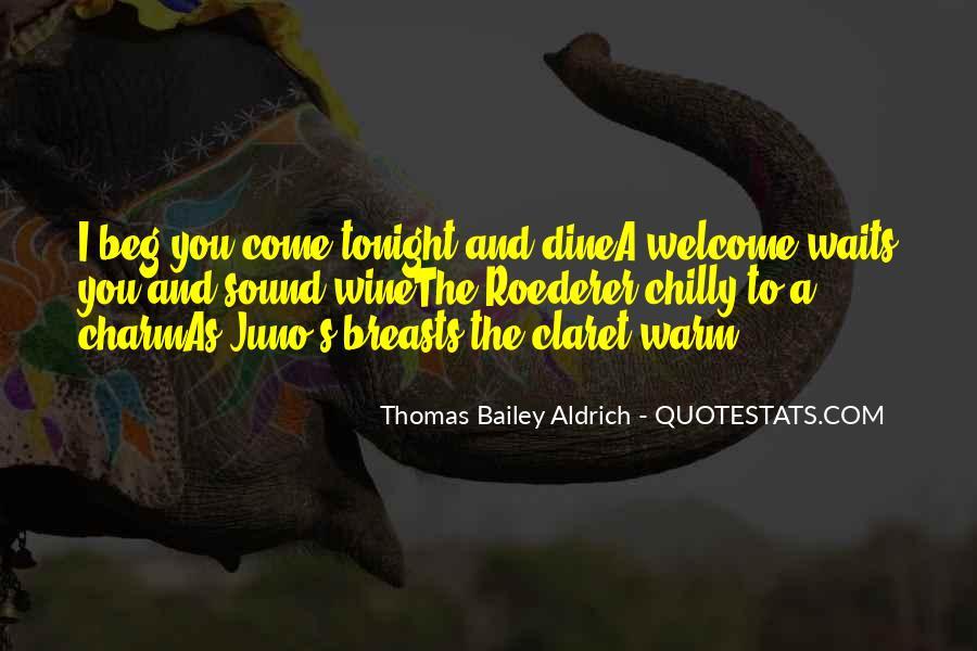 Juno's Quotes #1097425