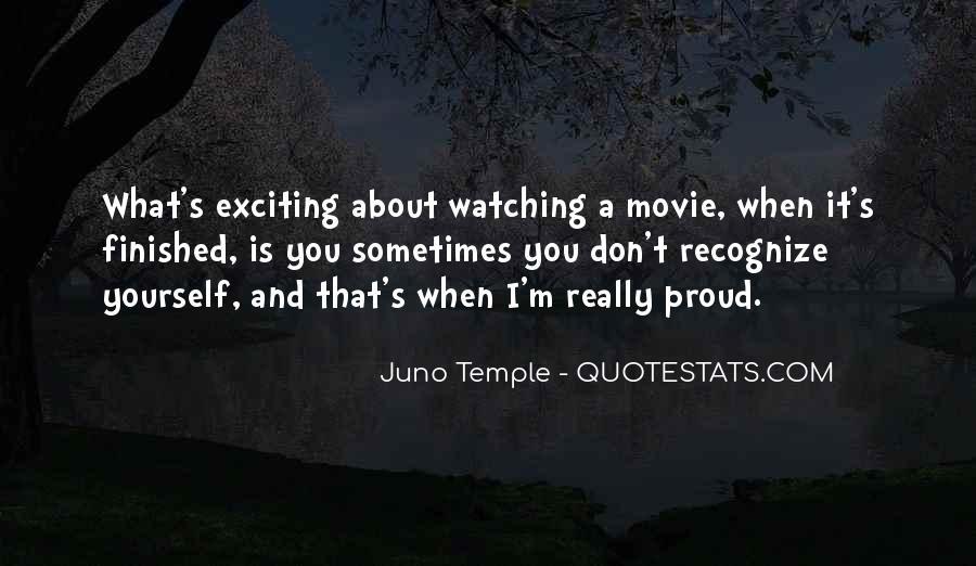 Juno's Quotes #1135958