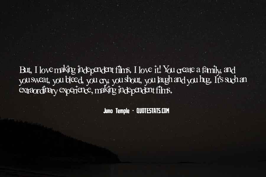 Juno's Quotes #1417302