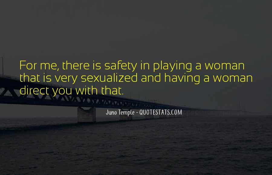 Juno's Quotes #1433253