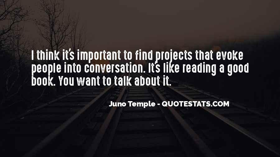 Juno's Quotes #1538280
