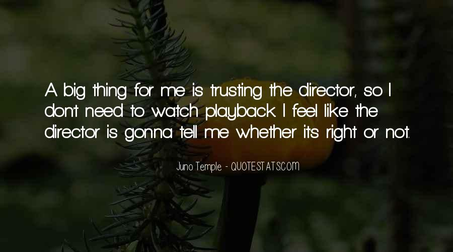 Juno's Quotes #161070