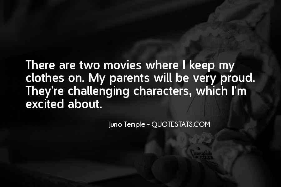 Juno's Quotes #669196