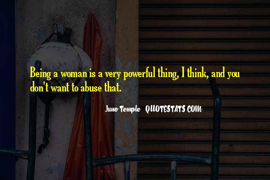 Juno's Quotes #677187