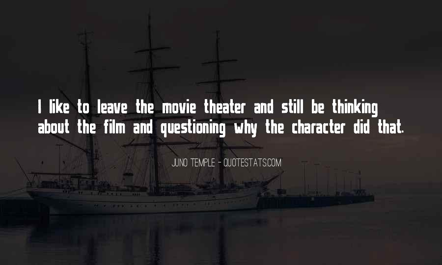 Juno's Quotes #762460