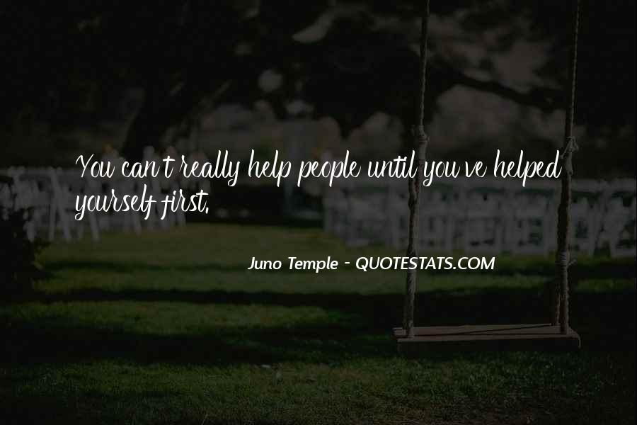 Juno's Quotes #900420