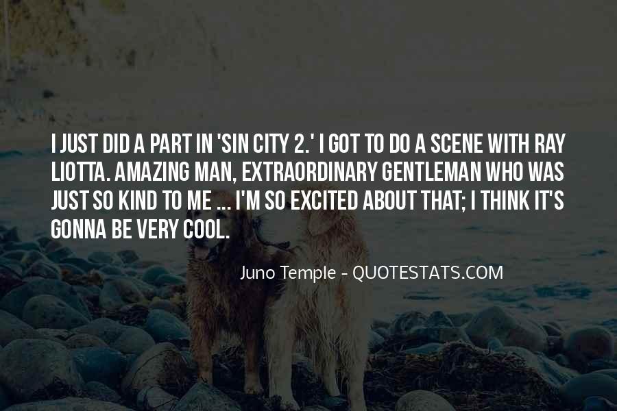 Juno's Quotes #931054