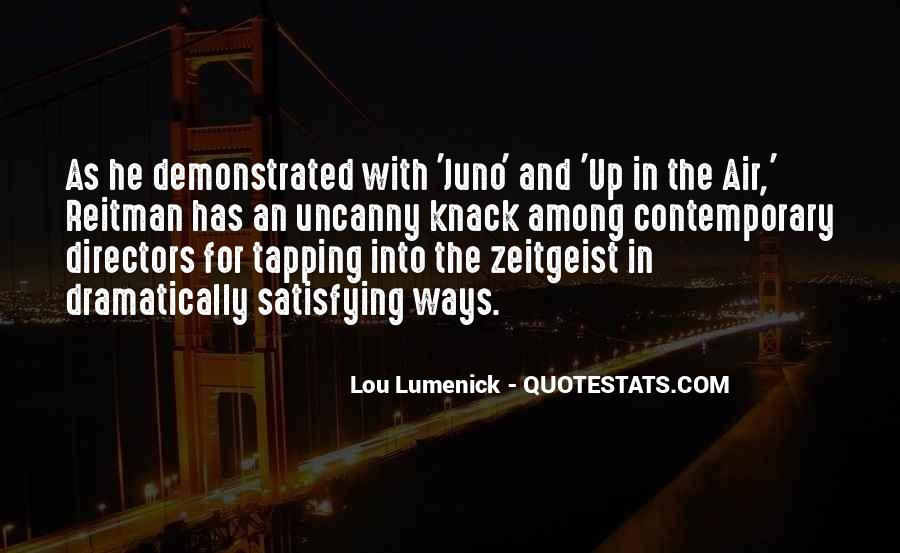 Juno's Quotes #962782