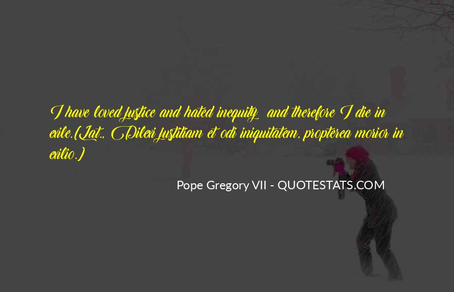Justitiam Quotes #1473488