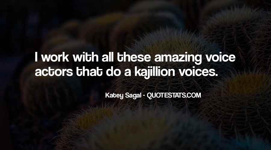 Kajillion Quotes #288142