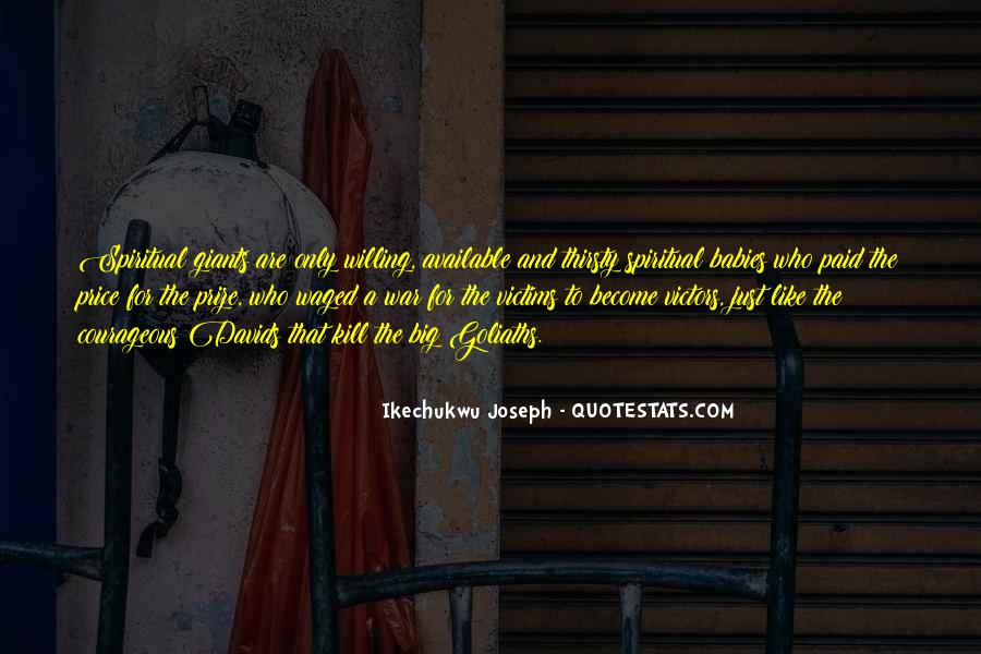 Quotes About Spiritual Warfare #1029229