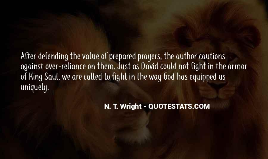 Quotes About Spiritual Warfare #31586