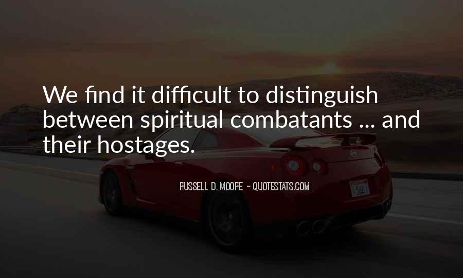 Quotes About Spiritual Warfare #505414