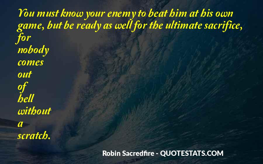 Quotes About Spiritual Warfare #926755