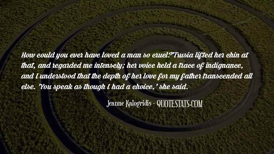 Kalogridis Quotes #1531144