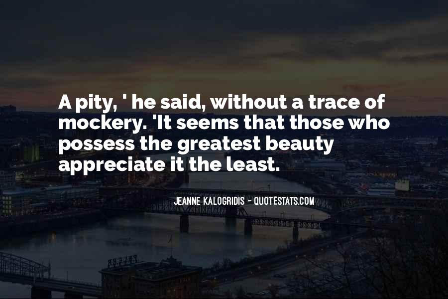 Kalogridis Quotes #274098
