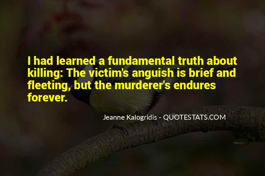 Kalogridis Quotes #753527