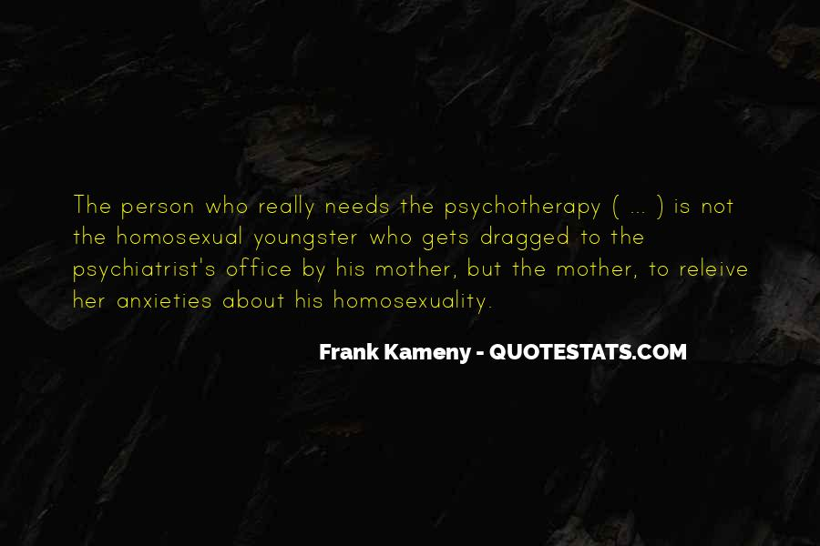 Kameny Quotes #795421