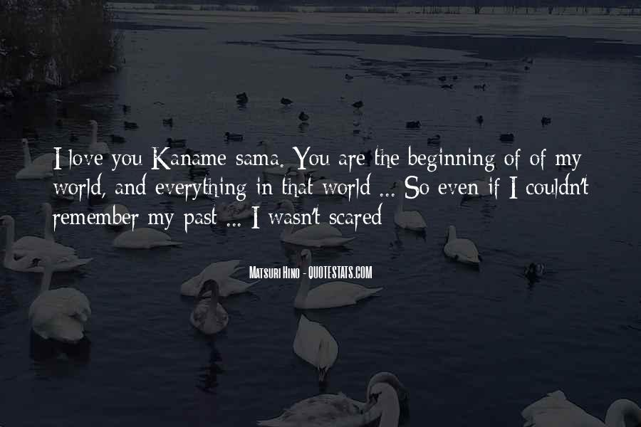 Kaname's Quotes #1016584