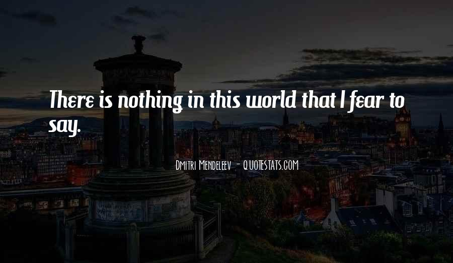 Quotes About Nothing To Say #112240
