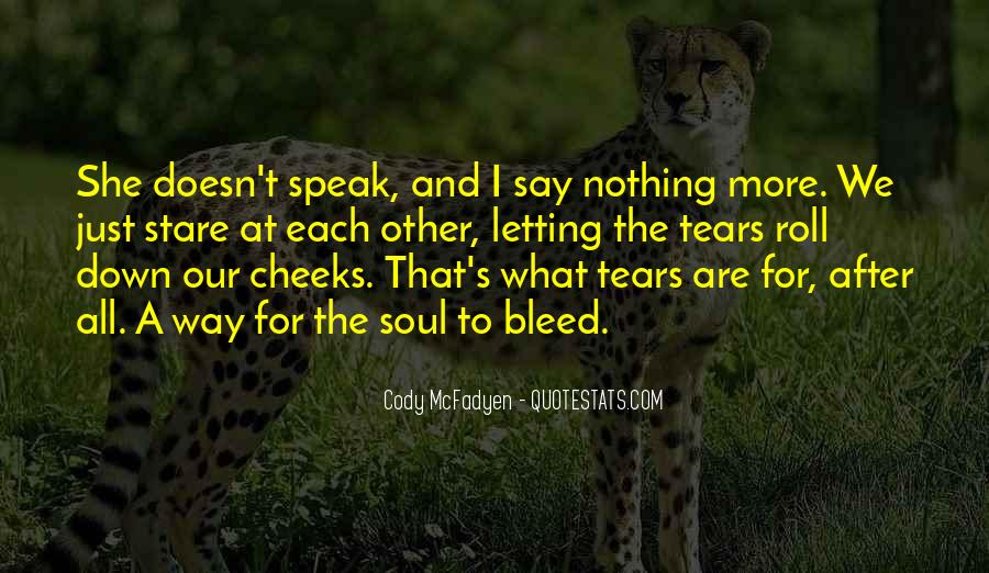 Quotes About Nothing To Say #41897