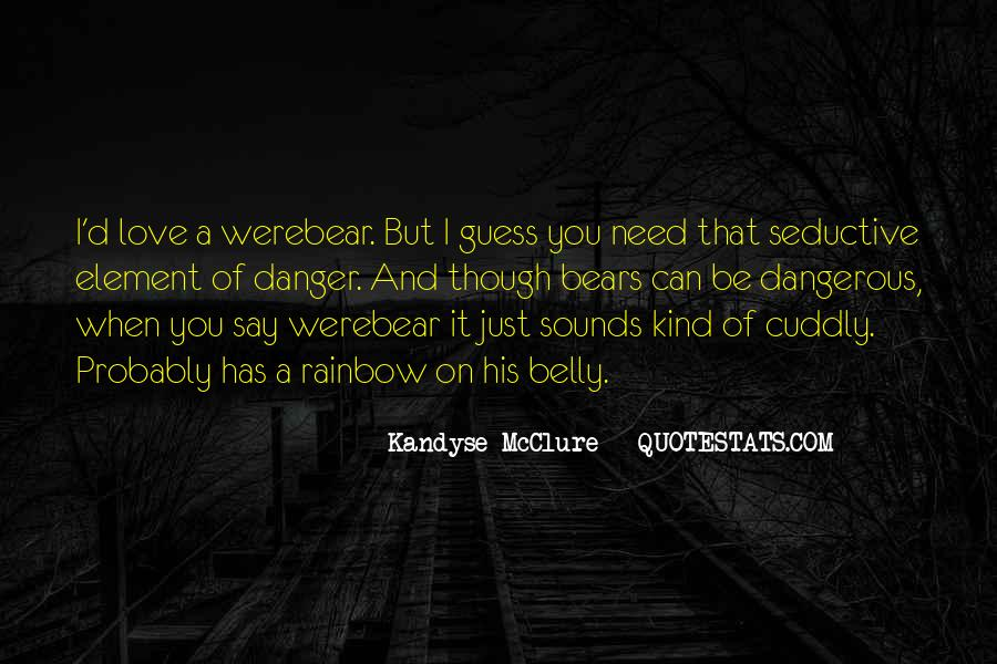 Kandyse Quotes #1269293