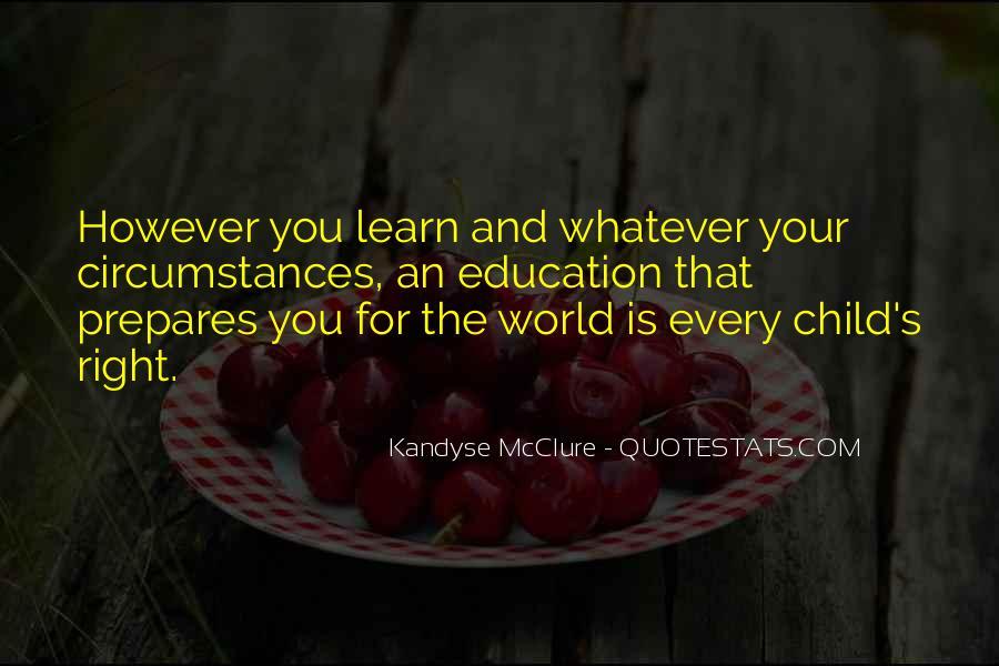 Kandyse Quotes #1358939