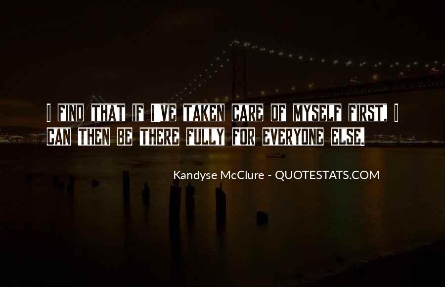 Kandyse Quotes #1726030